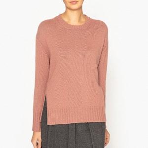 Пуловер из тонкого трикотажа POMANDERE