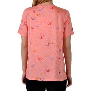 T-Shirt Saumon GOOD LOOK