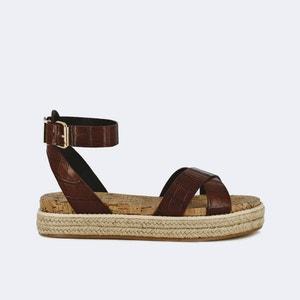 Sandalias de piel Sora JONAK