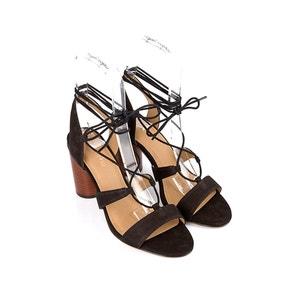 Sandalias de piel Brune MELLOW YELLOW