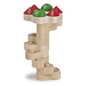 HEROS L'ensemble de construction, 22 pièces jouet en bois HEROS