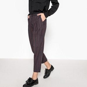 Pantalon masculin rayé La Redoute Collections