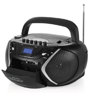 audiosonic - radio cassette cd/usb/mp3 noir - cd1596 AUDIOSONIC