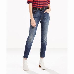 Jean skinny en coton LEVI'S