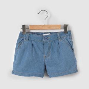 Short en jean léger 3-12 ans R Edition