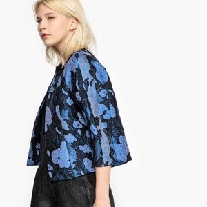 Jacquard Bolero Style Jacket MADEMOISELLE R