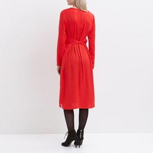 Short Long-Sleeved Dress VILA