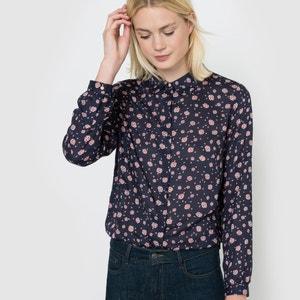 Рубашка с цветочным рисунком R studio