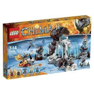 Lego 70226 Chima : La forteresse glacée du Mammouth LEGO