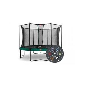Trampoline BERG Favorit Tattoo + Safety Net Comfort 430cm BERG TOYS