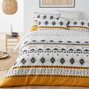 housse de couette parure de lit la redoute. Black Bedroom Furniture Sets. Home Design Ideas