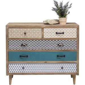 Commode Capri 5 tiroirs Kare Design KARE DESIGN