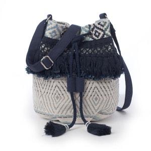 Patterned Bucket Bag R studio