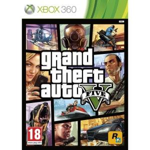 Grand Theft Auto V XBOX 360 ROCKSTAR GAMES