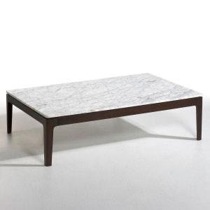 Table basse rectangulaire plateau marbre, Helda AM.PM