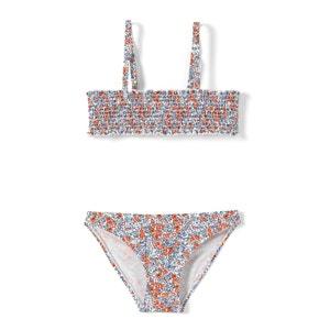 Floral Print Bikini, 3-12 Years abcd'R