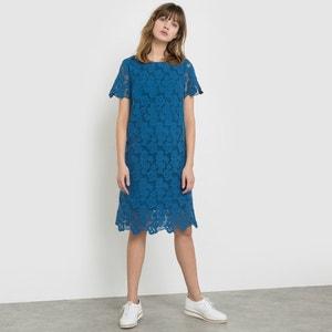 Guipure Lace Dress R studio