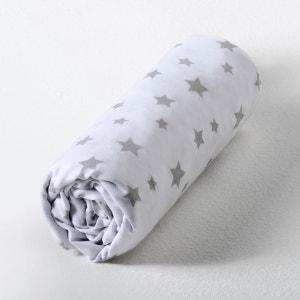 Lençol-capa estampado estrelas para bebé, Azela R baby