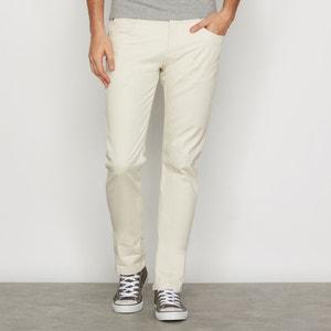 Pantalón 5 bolsillos corte slim R essentiel