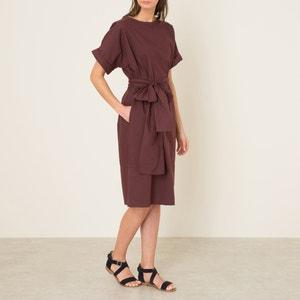 Halflange jurk POMANDERE