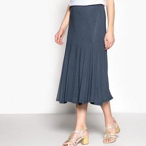 Flared Midi Skirt ANNE WEYBURN