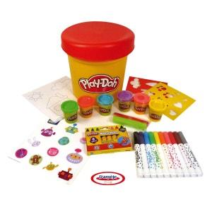 Maxi pot créatif Play-Doh : 60 pièces PLAY DOH