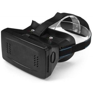 Casque VR universel réalité virtuelle smartphone 3.5 à 6 pouces 3D Yonis