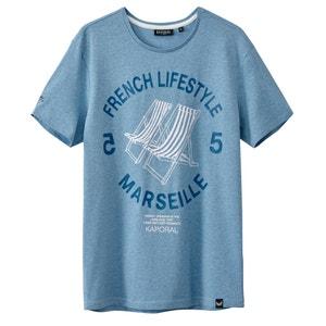 T-shirt imprimé CAROT KAPORAL 5