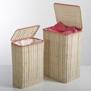 Комплект из 2 корзин с плетеной крышкой KOK, Ozier KOK