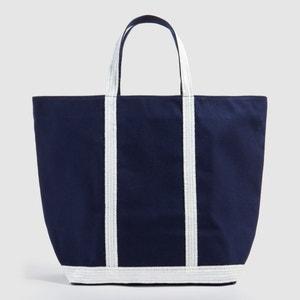 Medium Canvas Shopper with Sequin Detail ATHE VANESSA BRUNO