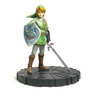 Figurine collector Zelda 26 cm : Link ABYSSE CORP
