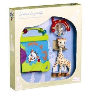 Coffret de naissance Sophie la girafe : Hochet VULLI