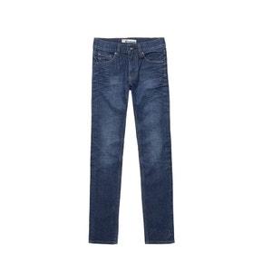 Jeans REMING JR SL Dye TEDDY SMITH