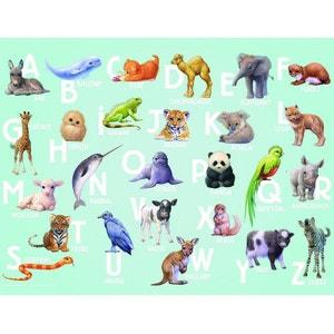 Puzzle 30 Pièces - ABC Animaux - RAV86318 NATHAN