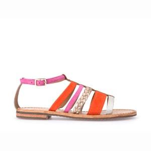 Sandales cuir D Sozy E GEOX