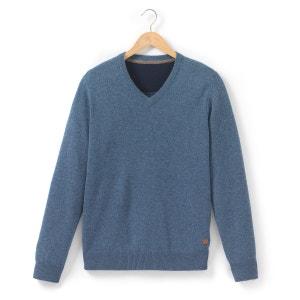 Pure Lambswool V-Neck Sweater R essentiel