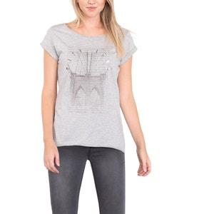 Camiseta estampada ESPRIT