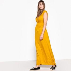 Платье длинное трикотажное CASTALUNA