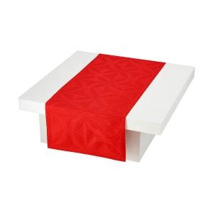 Vis-à-vis Ellipse Poppy 47x150 100% coton LE JACQUARD FRANCAIS