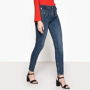 Jean skinny coton stretch taille haute RAMPY LIU JO