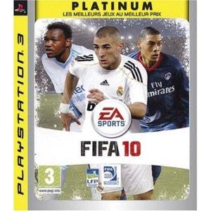 FIFA 10 - Platinum PS3 EA ELECTRONIC ARTS