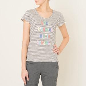 Gestreept T-shirt HARTFORD