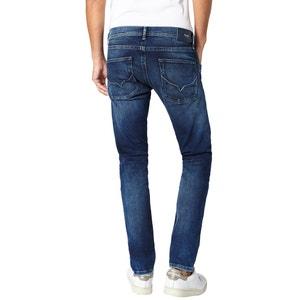 Rechte regular jeans, licht verwassen PEPE JEANS
