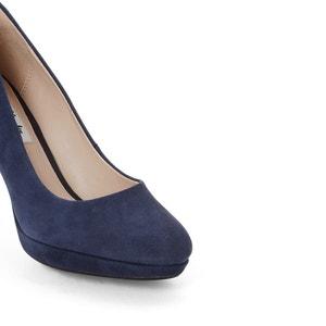 Zapatos de piel de ante con tacón Kendra Sienna CLARKS
