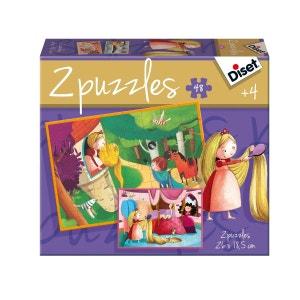 Raiponce - Puzzle Contes - DIS69969 DISET