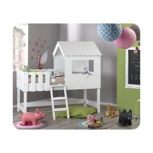 lit enfant lit superpos gigogne mezzanine en solde la redoute. Black Bedroom Furniture Sets. Home Design Ideas