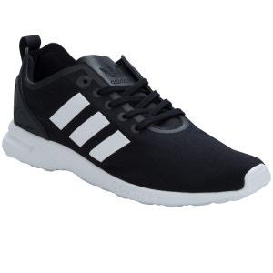 Adidas Originals ZX FLUX SMOOTH W Chaussures Mode Sneakers Femme Noir adidas Originals
