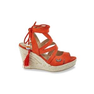Sandálias com tacão de cunha Tanao KAPORAL 5