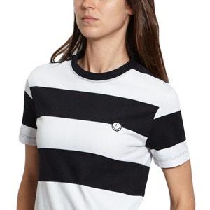 T-Shirt Rayé LOREAK MENDIAN