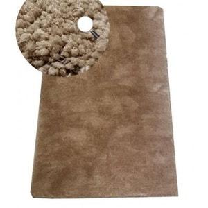 Tapis à Poils Longs Confortable Capuccino - 170*240cm WADIGA